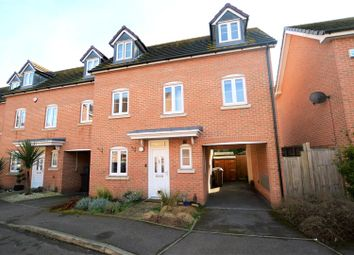 Thumbnail 3 bed town house for sale in Curo Park, Frogmore, St. Albans