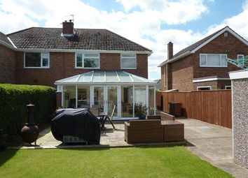 Thumbnail 3 bed semi-detached house for sale in Emfield Road, Scartho, Grimsby
