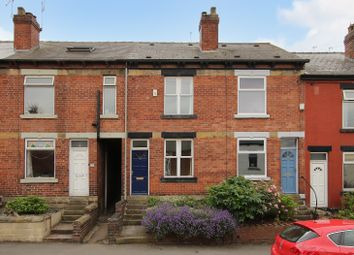 Thumbnail 3 bed terraced house for sale in Rushdale Road, Sheffield