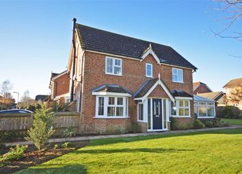 Thumbnail 4 bed detached house for sale in James Allchin Gardens, Kennington, Ashford