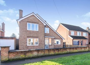 Thumbnail 3 bed detached house for sale in Brook Street, Wymeswold, Loughborough