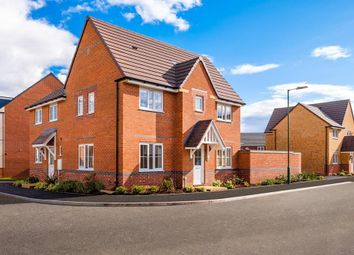 """Thumbnail 3 bed detached house for sale in """"Morpeth"""" at Squinter Pip Way, Bowbrook, Shrewsbury"""