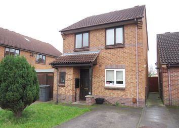 Thumbnail 3 bed detached house for sale in Skylark Way, Sinfin, Derby