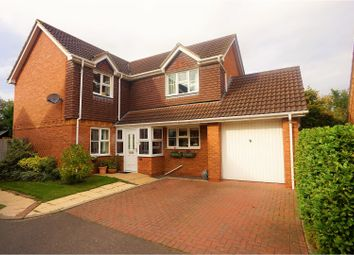 Thumbnail 4 bed detached house for sale in Wells Court, Saxilby, Lincoln