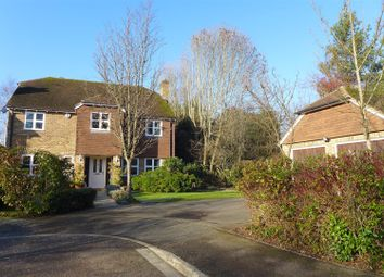 Thumbnail 5 bed detached house for sale in Well Close, Leigh, Kent