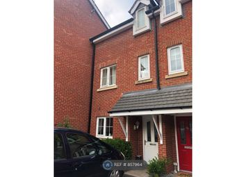 Thumbnail 4 bed terraced house to rent in Chamberlain Close, Uttoxeter