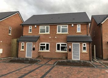 Thumbnail 3 bed semi-detached house for sale in Alice Close, Bedworth
