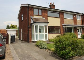 Thumbnail 3 bedroom semi-detached house to rent in Fernview, Bury