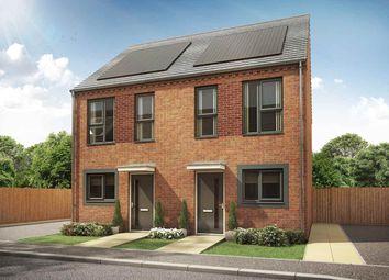 "Thumbnail 2 bedroom terraced house for sale in ""The Ashton"" at Great Brickkiln Street, Wolverhampton"