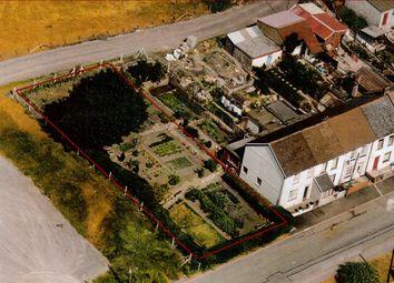 Thumbnail Land for sale in Mansfield Terrace, Mountain Hare, Twynyrodyn, Merthyr Tydfil