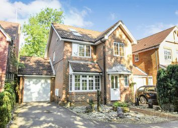 Thumbnail 4 bed detached house for sale in Two Rivers Way, Newbury