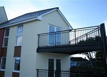 Thumbnail 3 bed flat to rent in Trehellan Heights, Newquay