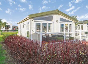 Thumbnail 3 bed lodge for sale in Badger Lake, Berwick-Upon-Tweed