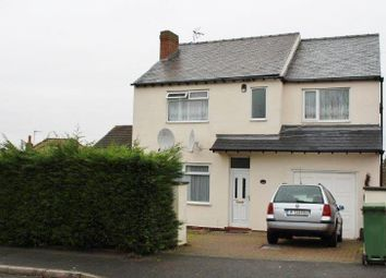 Thumbnail 4 bed detached house for sale in Clifton Grove, Mansfield