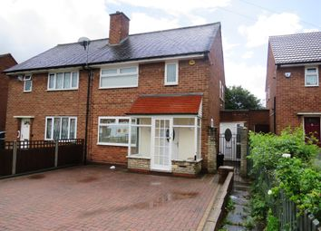 Thumbnail 2 bedroom semi-detached house for sale in Thistledown Road, Shard End, Birmingham
