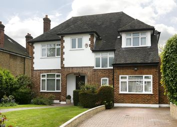 Thumbnail 5 bed detached house to rent in Orchard Rise, Kingston Upon Thames