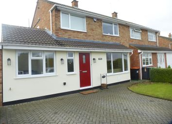 Thumbnail 4 bed semi-detached house for sale in Patterdale Close, Dunstable