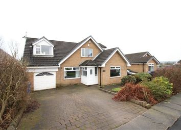 Thumbnail 4 bed detached house for sale in Weaver Drive, Walmersley, Bury, Lancashire