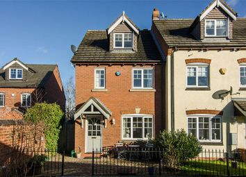 Thumbnail 3 bed semi-detached house for sale in Burton Old Road East, Boley Park, Lichfield