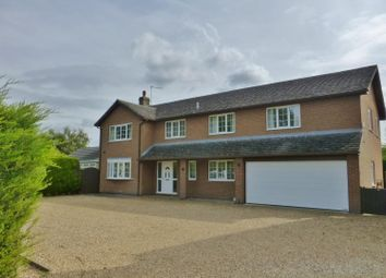 Thumbnail 5 bed detached house for sale in Kirby Road, Gretton, Corby