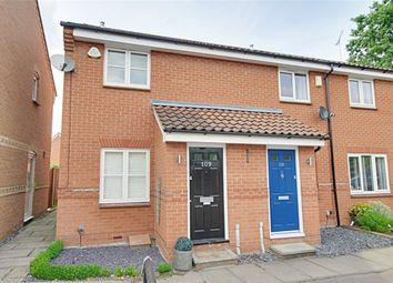 Thumbnail 2 bed end terrace house for sale in Bentley Drive, Harlow, Essex