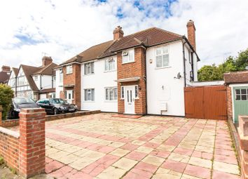 Thumbnail 3 bed semi-detached house for sale in Allerford Road, Catford, London