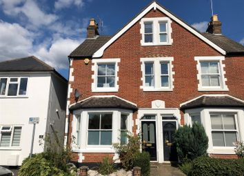 St. Johns Road, Leatherhead KT22. 4 bed semi-detached house