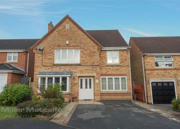Thumbnail 4 bed detached house for sale in Kielder Close, Ashton-In-Makerfield, Wigan, Lancashire