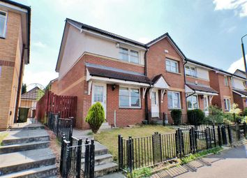 Thumbnail 2 bed end terrace house for sale in Scarrel Drive, Castlemilk, Glasgow