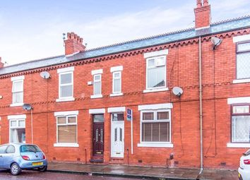 Thumbnail 3 bed terraced house to rent in Newport Street, Salford