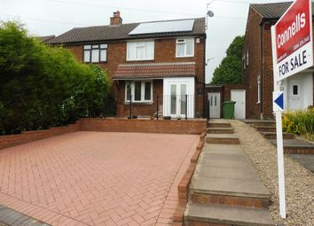 Thumbnail 3 bedroom semi-detached house for sale in Moor Street, Brierley Hill