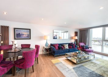 3 bed flat for sale in Galleon House, St George Wharf, Vauxhall SW8
