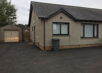 Thumbnail 2 bed semi-detached house to rent in Coupar Angus Road, Muirhead DD2,