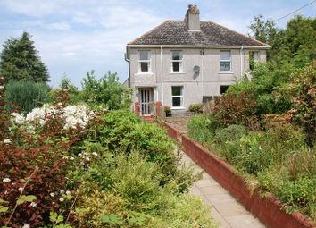 Thumbnail 3 bed semi-detached house for sale in West Taphouse, Lostwithiel