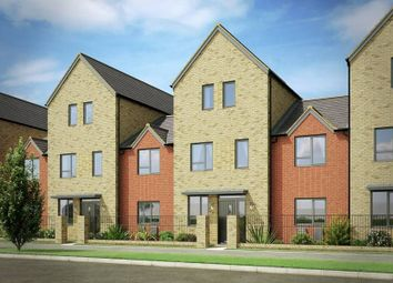 "4 bed terraced house for sale in ""The Thornton"" At Burlina Close, Whitehouse, Milton Keynes MK8, Milton Keynes,"
