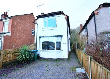 3 bed detached house for sale in Whoberley Avenue, Whoberley, Coventry CV5