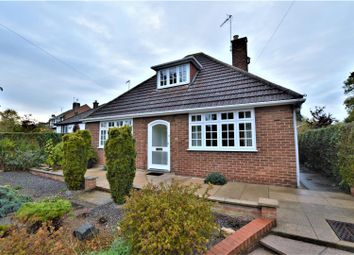 Thumbnail 3 bed detached bungalow for sale in Casterton Road, Stamford
