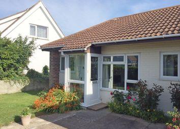Thumbnail 2 bed terraced bungalow to rent in Manor Court, Manor Way, Elmer, Bognor Regis