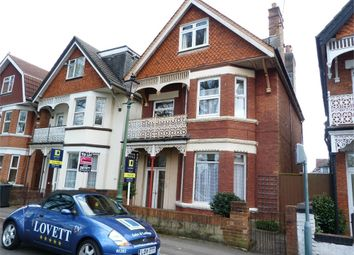 Thumbnail 3 bed flat to rent in Borthwick Road, Boscombe, Bournemouth, Dorset