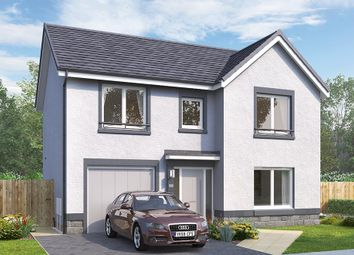 "Thumbnail 4 bedroom detached house for sale in ""The Norbury"" at Brora Crescent, Hamilton"