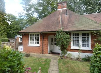 Thumbnail 2 bed bungalow to rent in Victoria Hill Road, Fleet, Hampshire