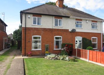 Thumbnail 2 bed semi-detached house for sale in Lincoln Road, Newark