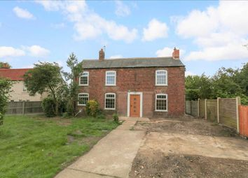 Thumbnail 3 bed detached house for sale in Wragby Road, Bardney, Bardney, Lincoln