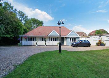 5 bed detached bungalow for sale in Wickham Road, Fareham PO17
