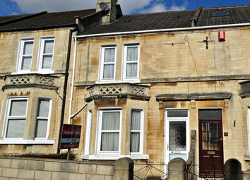 Thumbnail 3 bed terraced house for sale in Lyndhurst Road, Oldfield Park, Bath