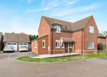 Thumbnail 4 bed detached house for sale in Darlington Close, Littlehampton