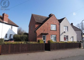 Thumbnail 3 bed semi-detached house for sale in Faldo Road, Shortstown, Bedford