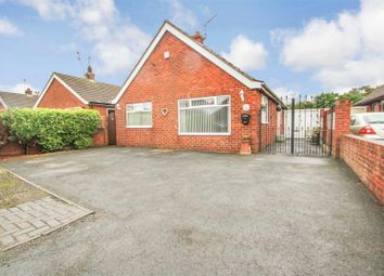 Thumbnail 4 bed detached bungalow for sale in Laburnum Avenue, Gunness, Scunthorpe