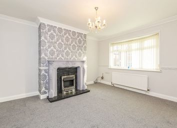 Thumbnail 3 bed terraced house to rent in Widdrington Avenue, South Shields