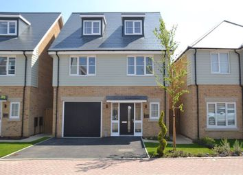 """4 bed detached house for sale in """"The Parthorpe"""" at Burlina Close, Whitehouse, Milton Keynes MK8"""